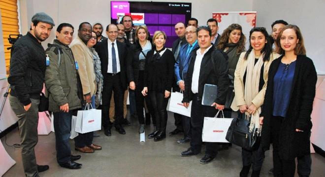 - Des-médias-visitent le-centre-névralgique-d'Ooredoo-Tunisie-voire-son-Data-Center-de-La-Charguia