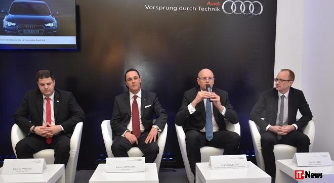 - La-nouvelle-Audi-A4-synonyme-de-progrès-design-confort-sécurité-et-connectivité-en-Tunisie-0dd2