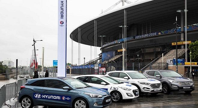 UEFA EURO 2016 Kicks Off With Hyundai Motor (Image 2)