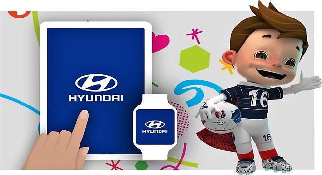 UEFA EURO 2016 Kicks Off With Hyundai Motor_predictor game (Image 1)