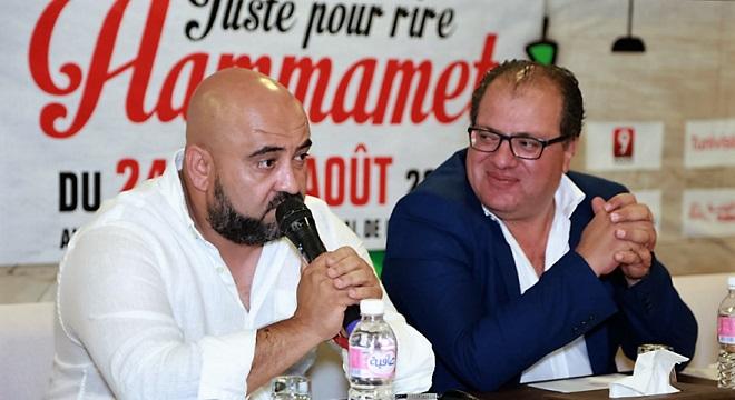 - Programmation-du-festival-Juste-pour rire-Hammamet-Jaaner-Gasmi-Ahmed-Soayeh