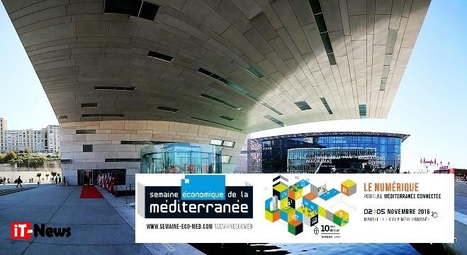 - 10e-Semaine-économique-de-la-Méditerranée-Le numérique-pour-une-Méditerranée connectée-2IT
