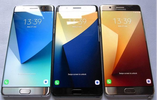 - Galaxy-Note-7-Samsung-a-les-3-premières-places-du-podium-des-smartphones-les-plus-vendus-dans-le-monde-sous-Android