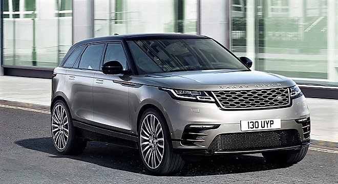 le nouveau range rover velar un suv de luxe en termes de raffinement d l gance et de. Black Bedroom Furniture Sets. Home Design Ideas