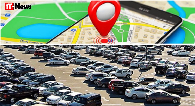 emplacement de parking : google maps permet enfin de géolocaliser