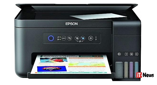 epson lance sa nouvelle g n ration d imprimantes ecotank its l4150 l4160 l6160 l6170 l6190. Black Bedroom Furniture Sets. Home Design Ideas