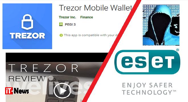 vente en magasin qualité fiable meilleurs tissus ESET identifie un nouveau faux portefeuille de crypto ...
