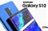 Galaxy S10 : la mise à jour Android 9.0 Pie met en valeur son écran 100% borderless