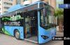 """Le premier bus électrique, en test en Tunisie, grâce à l'Agence Nationale pour la Maîtrise de l'Energie (ANME) et le groupe """"Al Badr"""""""