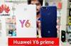 Comme annoncé, HUAWEI Y6 Prime 2019 doté d'un écran Dewdrop Display de 6.09 débarque en Tunisie au prix choc de 549DT
