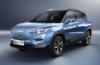 JAC Motors dévoile le iEVS4 au Salon de l'auto de Shanghai 2019 et établit une nouvelle référence en matière de performance
